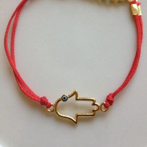 Jewelry - Red String Eyil Eye Bracelet